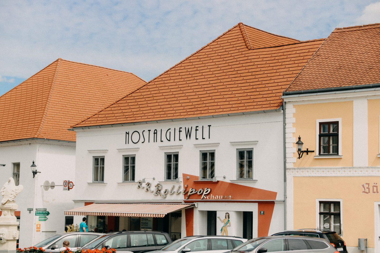 Die Nostalgiewelt, das Rollipop Museum in Eggenburg zeigt