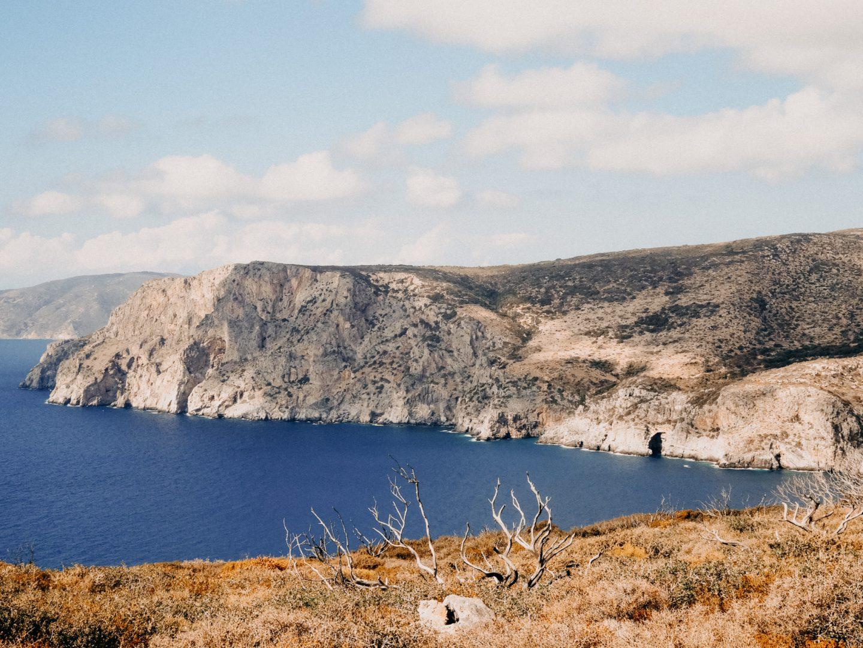 Kythira ist eine kleine urspruengliche ionische Insel mit vielen kleinen Doerfern und schoenen Straenden.