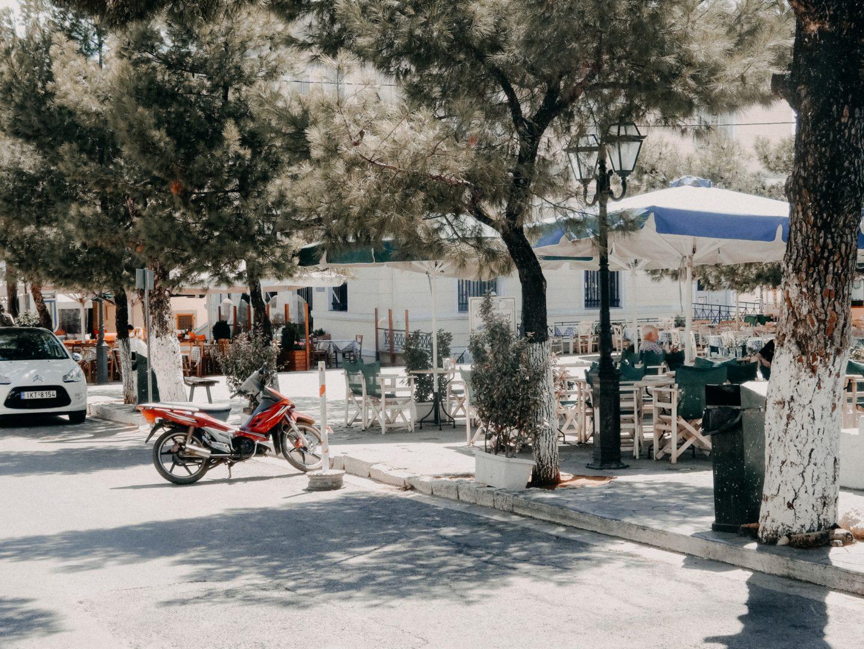 Potamos - Handelszentrum von Kythira