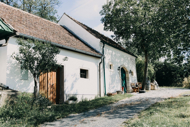 Kellergasse Wartberg