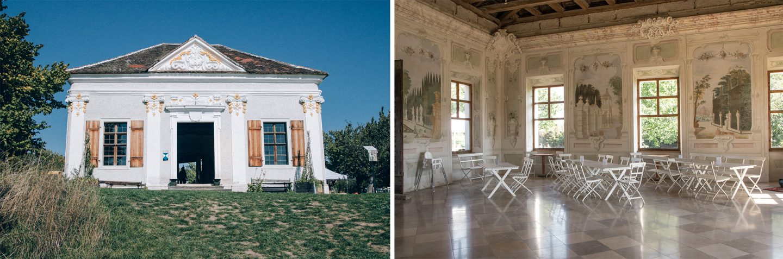 Lusthaus Pavillon