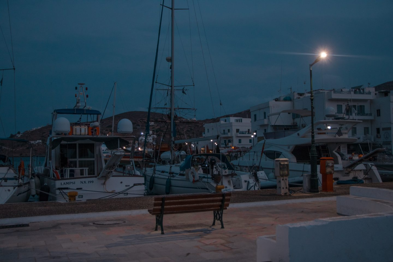 Hafen in Ios