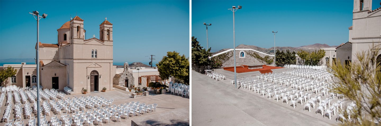 Syros- Faneromeni Kloster.