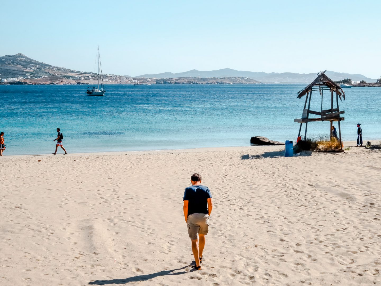 Marcello Beach - Sandstrand mit Beachbar