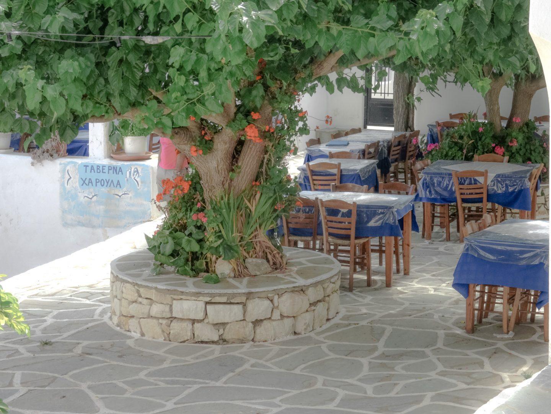 Marpissa - Taverne Charoula