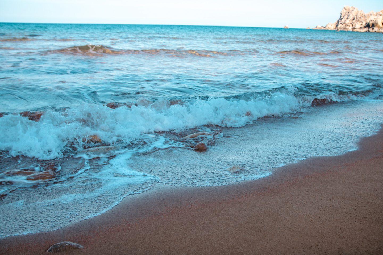 Faszinierende Stimmung am San Blas Beach