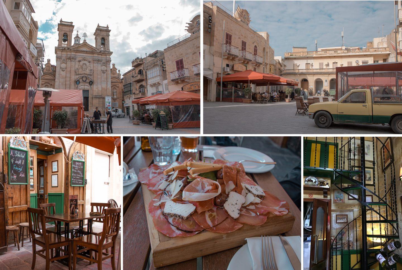 Pjazza San Gorg - italienisches Flair