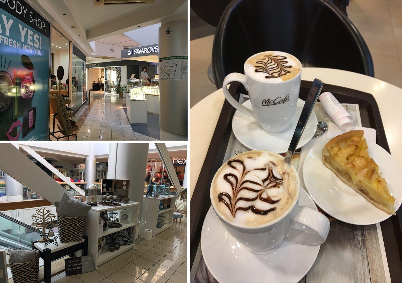 Shoppingcenter in Victoria, Gozo
