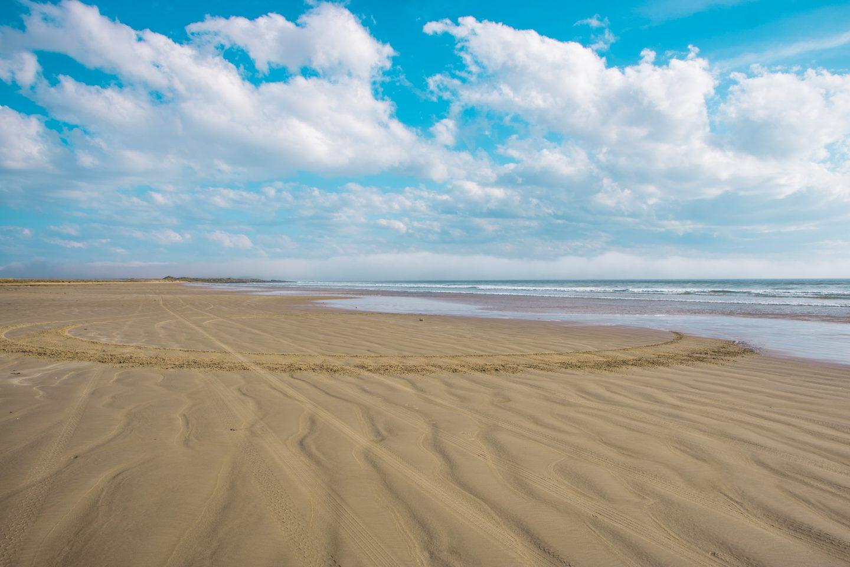 Der Big Strand auf Islay ist ein wundervoller langer Sandstrand - endlose Weite und ein traumhaftes Meer