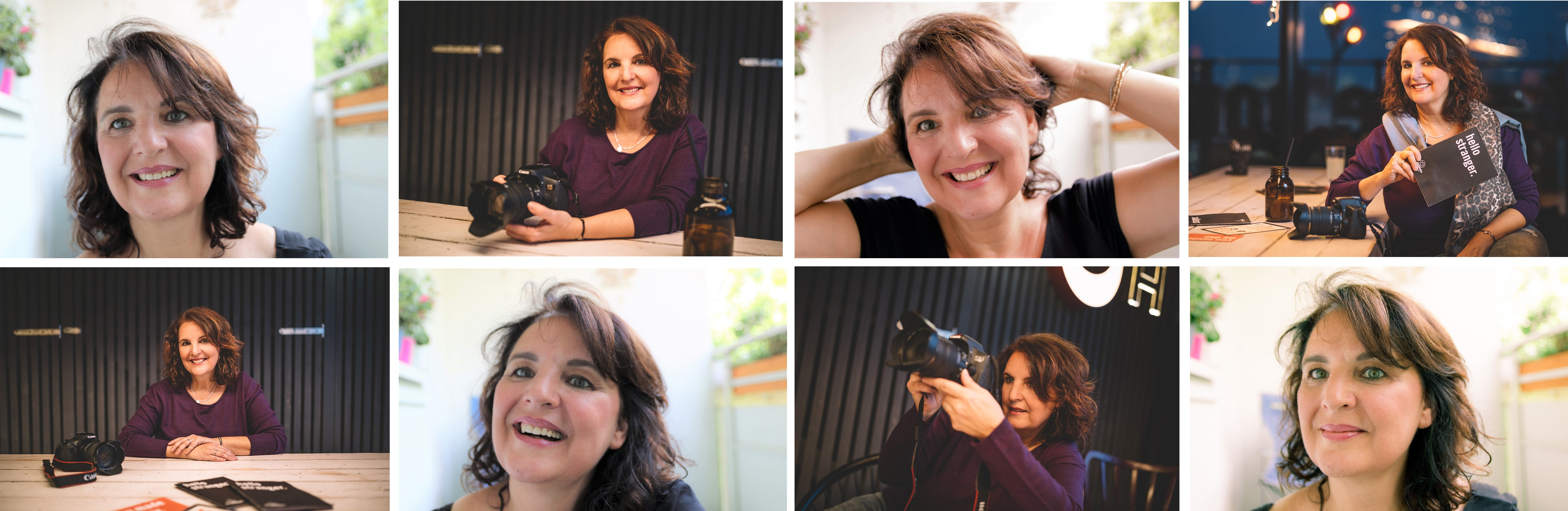 Profilfotos von Silvia Jandl zum Thema Good Vibes