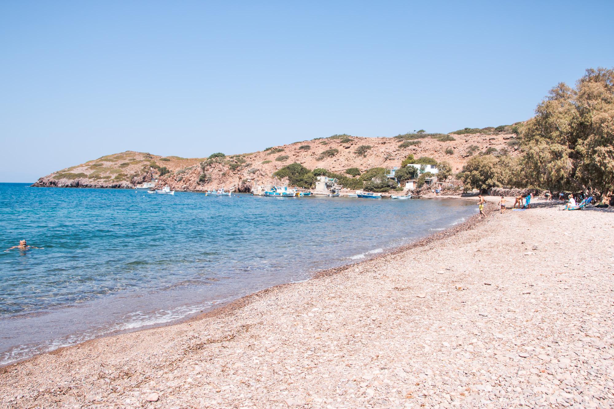 Patmos Livadi Strand