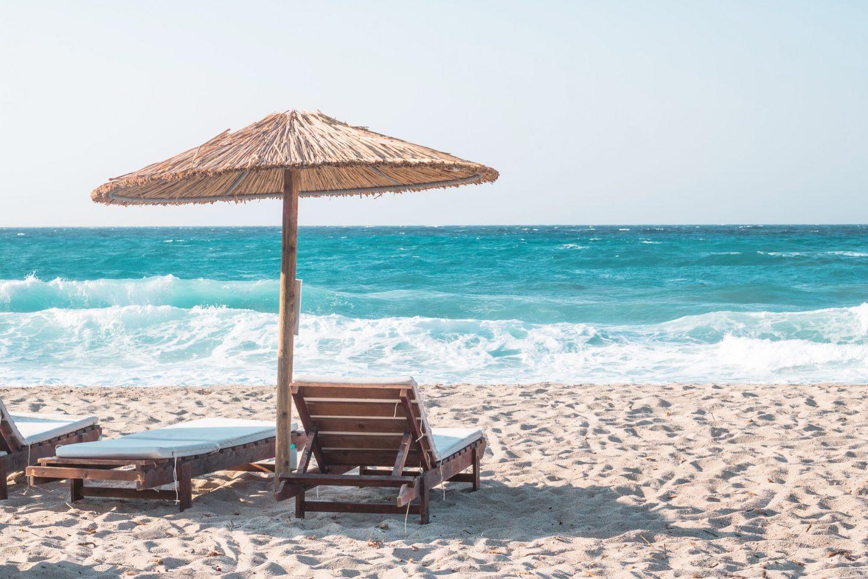 Ikaria Mesakti Beach