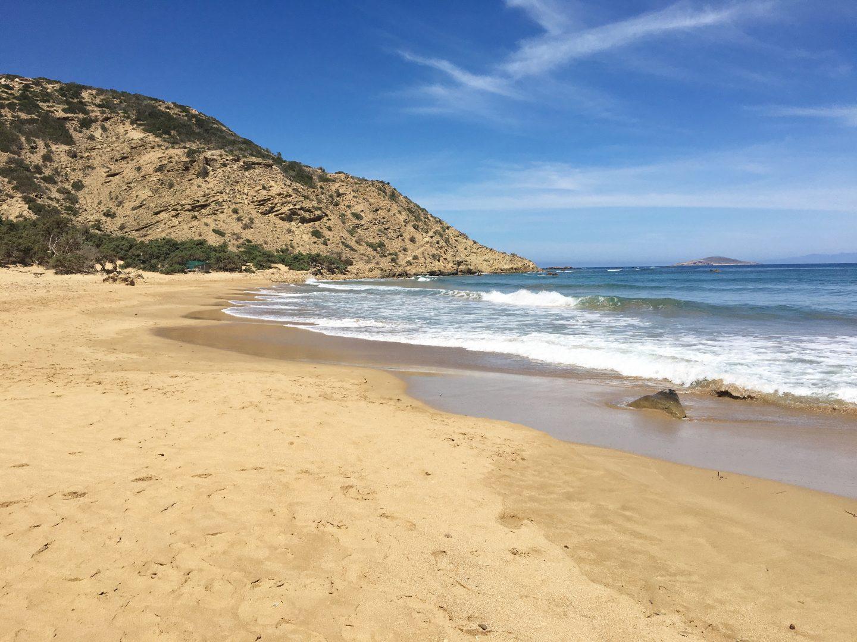 Insel Gavdos - Agios Ioannis Strand