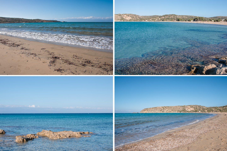Insel Gavdos, Sarakiniko Strand