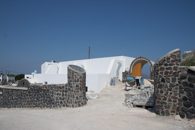 Manolas - neue Luxusstudios im Bau