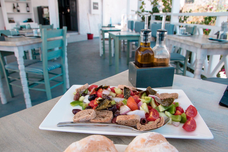 Manolas - Essen in der Panorama Taverne - einfach ein Top Tipp für Gourmets